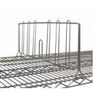 PM-SS-SD-230-450 - PharmaMesh Stainless Steel Shelf Dividers